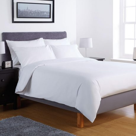 Percale bed linen