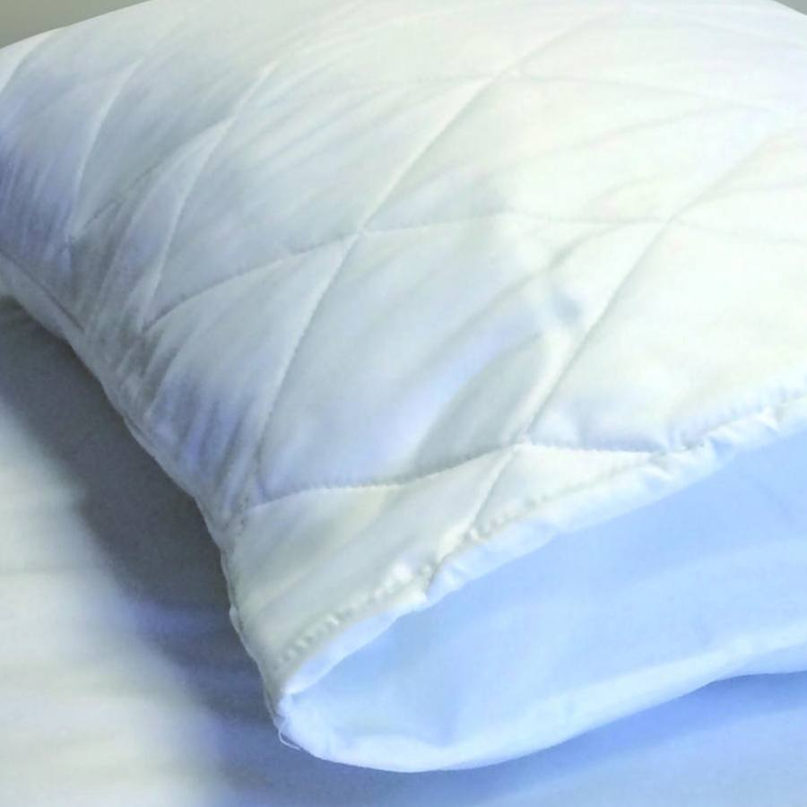 quiltop pillow protector