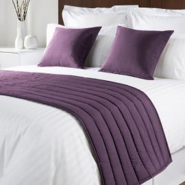 Comfort Simplicity Lilac Runners and Cushions