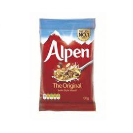 Alpen Muesli Portion Packs 50g