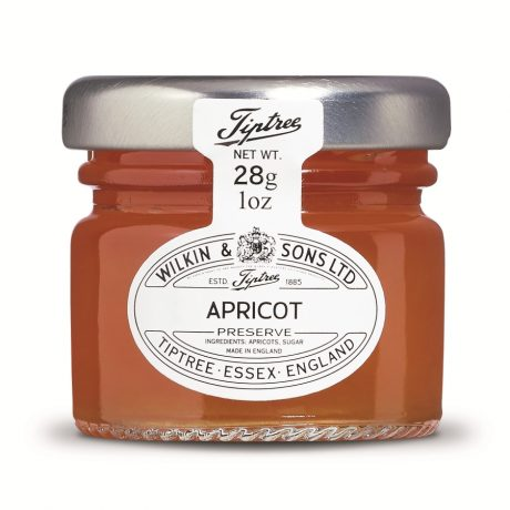 Apricot 28g Portion Pot