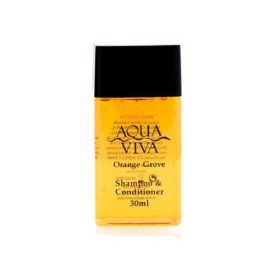 Aqua Viva 30ml Shampoo Conditioner Orange Grove
