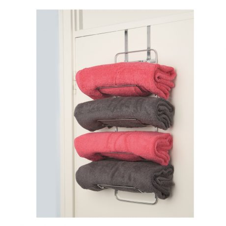 Hook Over Door Towel Rack