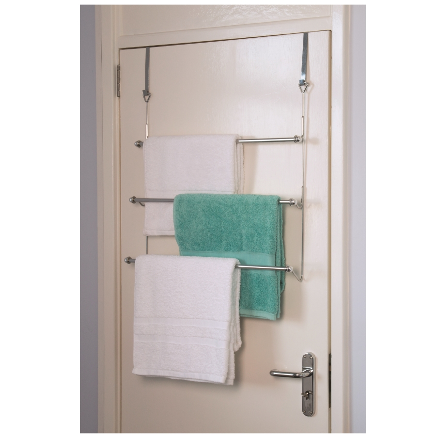 Over Door Towel Rail Kitchen
