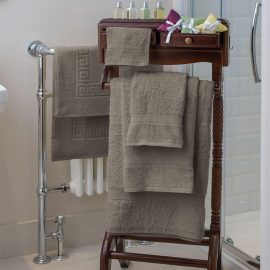 Essentials Nova Bath Mats And Towels Sand