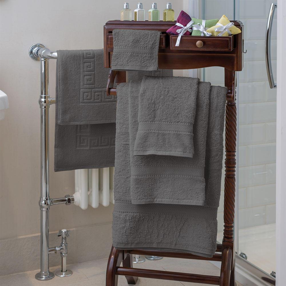 Bathroom Towels And Mats: Hotel And B&B Towels