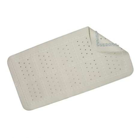 Plain Cushioned Rubber Bath Mat