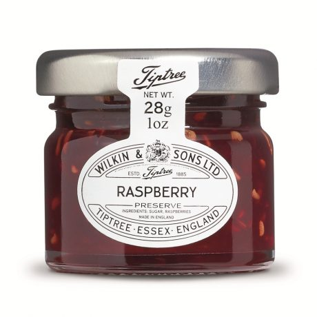 Raspberry 28g Portion Pot