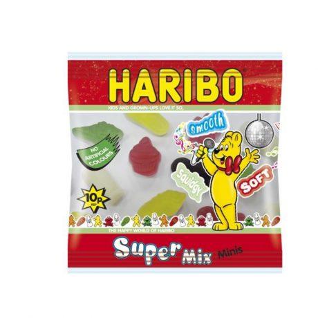 Haribo Super Mix Mini Pack