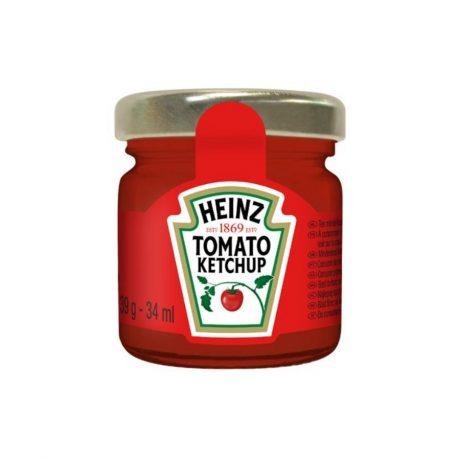 Heinz Mini Jar Tomato Ketchup