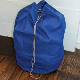 KitBag Style Drawstring FixLok Blue
