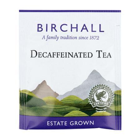 decaffinated tea