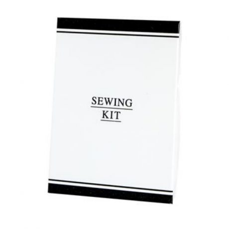 Black and White Sewig Kit