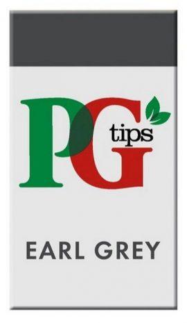 PG Tips Enveloped Earl Grey