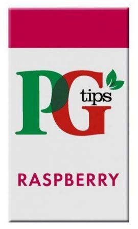 PG Tips Raspberry Enveloped Tea