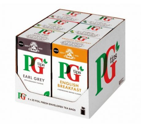 PG Tips Enveloped Mixed Teas