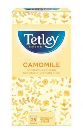 Tetley Enveloped Camomile Tea
