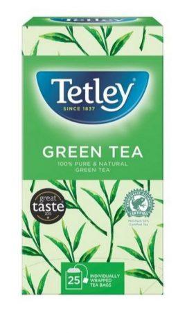 Tetley Enveloped Green Tea