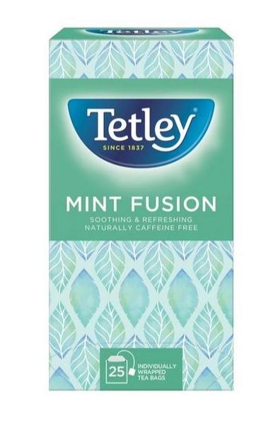 Tetley Enveloped Mint Tea