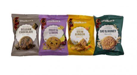 Walkers assorted biscuits