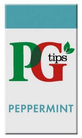 PG Tips Peppermint Enveloped Tea