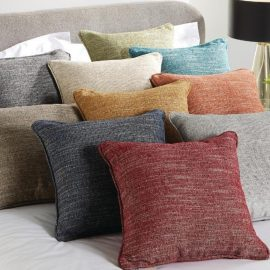 Comfort Polaris Throw Cushions All Shades