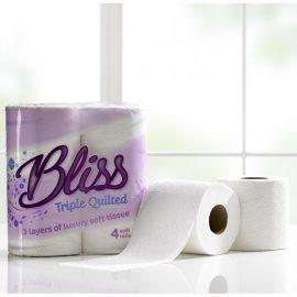 Toilet Rolls, Paper Towels, Toilet Seat Bands