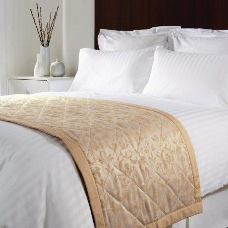 Essentials Sovereign Bed Runner Gold
