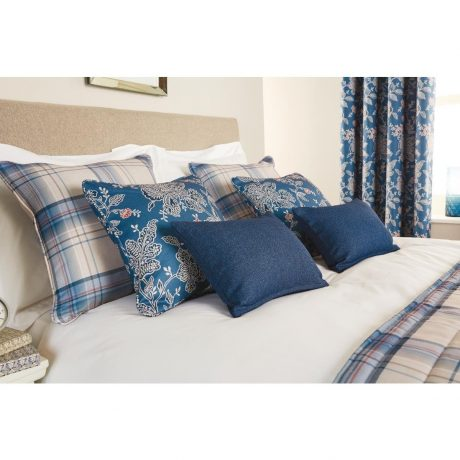 Luxury Chatsworth Cushions Petrol