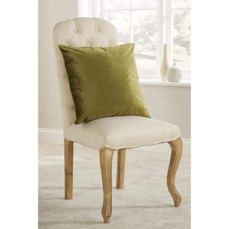 Comfort D'Arcy Unpiped Cushion Olive