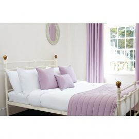 Simplicity Runners and Cushions Lavender Mist