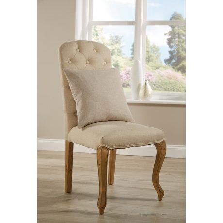 Comfort Kendal Unpiped Cushion Linen