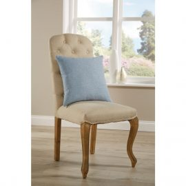 Comfort Kendal Unpiped Cushion Sky