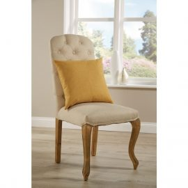 Comfort Kendal Unpiped Cushion Butterscotch