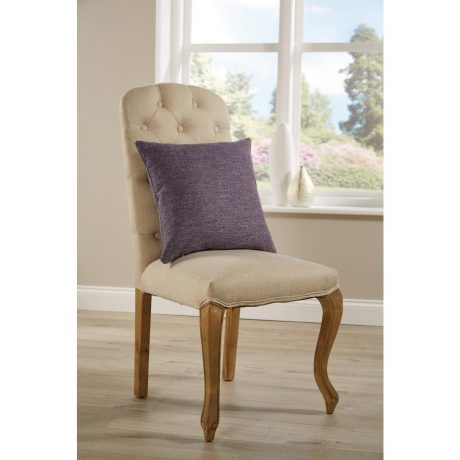 Comfort Kendal Unpiped Cushion Heather