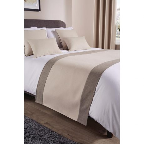 Comfort Tundra Canvas Room Runners and Cushions
