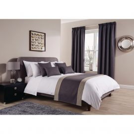 Comfort Tundra Pewter Room Runners and Cushions