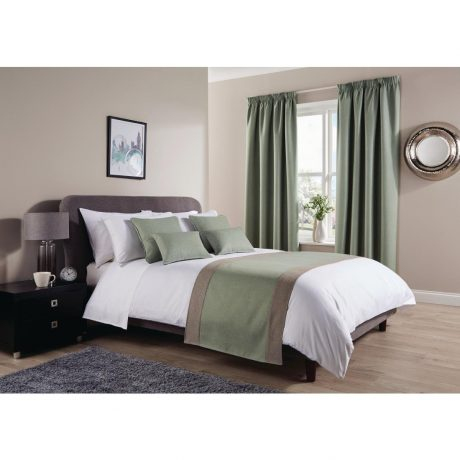 Comfort Tundra Softmint Room Runners and Cushions