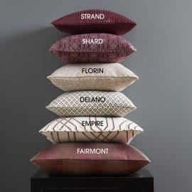 Luxury Deco Damson Range Finish