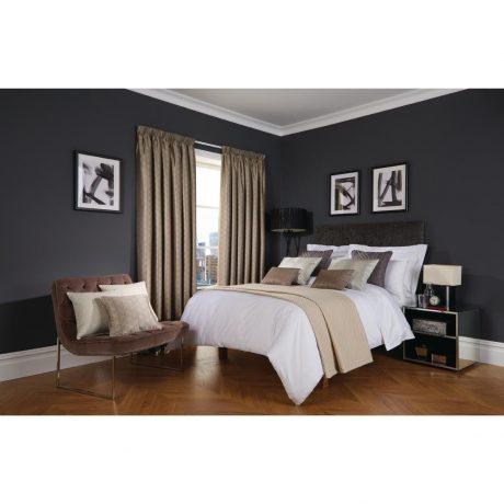 Luxury Deco Biscuit Bedroom