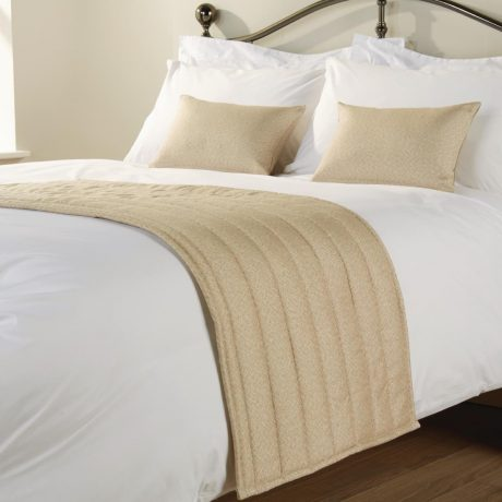Comfort Dune Soft Gold Runners and Cushions