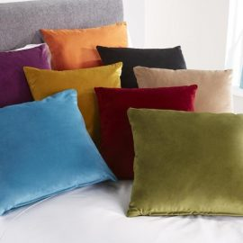 Comfort D'Arcy Cushions. (10 Colours)