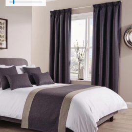 Comfort Tundra Curtains. (18 Colours)
