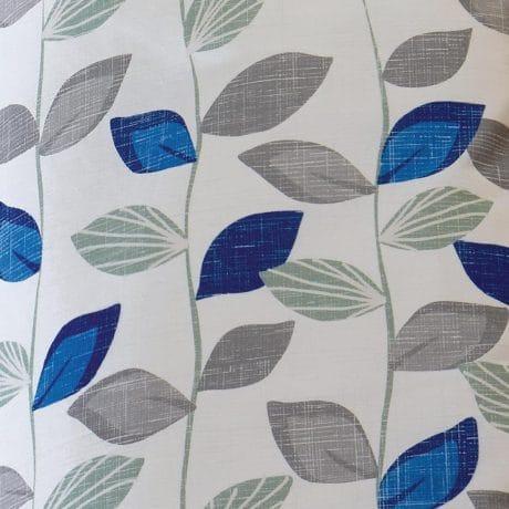 Essentials Florence Cobalt Leaf
