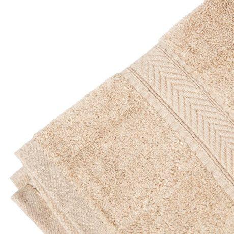 Essentials Nova Bath Mats And Towels Beige