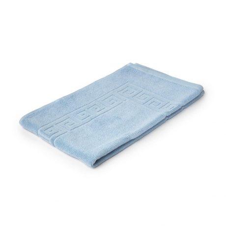 Essentials Nova Bath Mats And Towels Blue