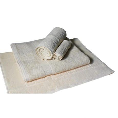 Nova Towel Set Cream