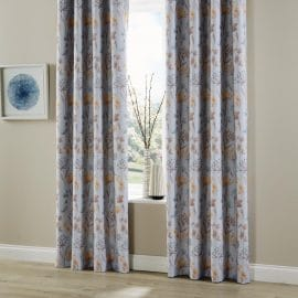 Essentials Moorehouse Curtains Wedgewood