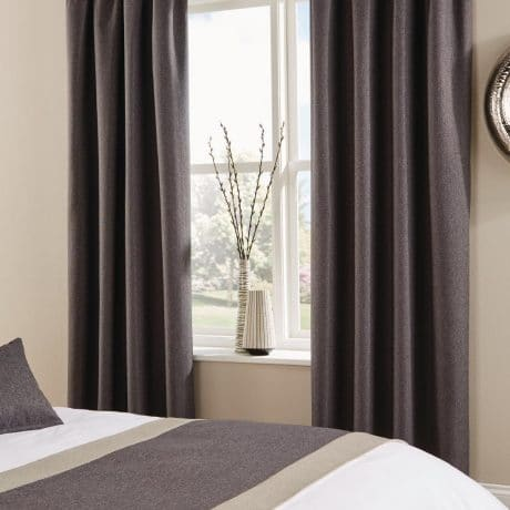 Tundra Curtains Pewter