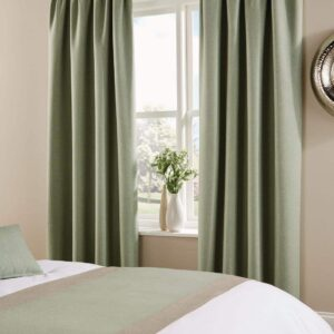 Tundra Curtains Soft Mint